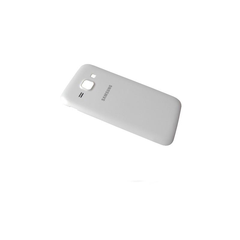 Coque Arrière BLANCHE pour Samsung Galaxy J1 2016 photo 2