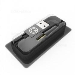 Câble USB vers Jack pour PenDriver ESD NOIR photo 3