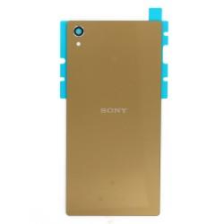 Vitre Arrière Or pour Sony Xperia Z5 Premium / Z5 Premium Dual photo 2