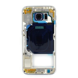 Châssis Intermédiaire Noir pour Samsung Galaxy S6 photo 2