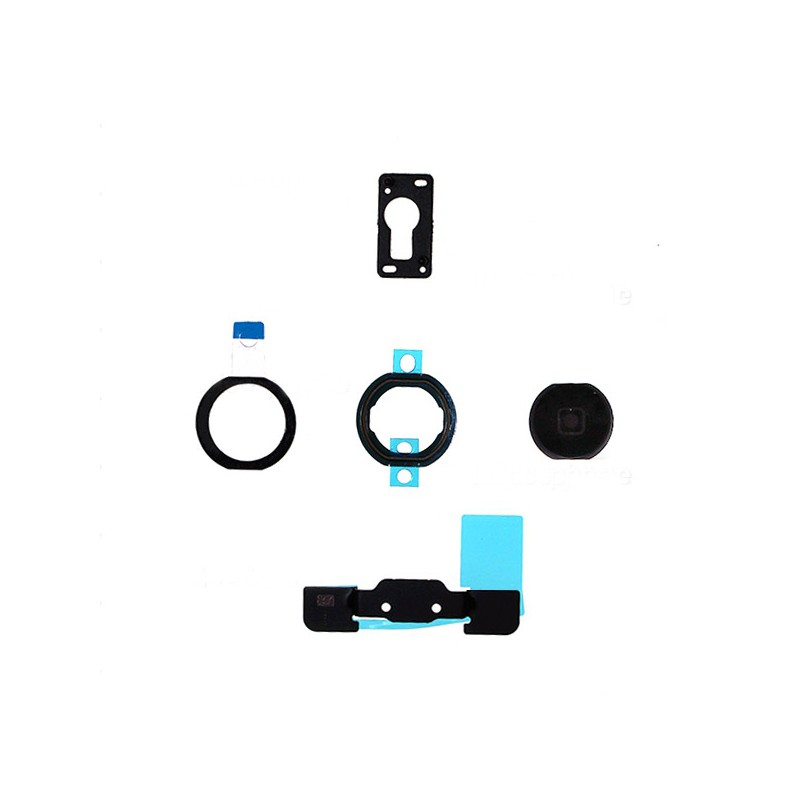 Lot de 5 composants pour iPad Air Noir photo 2