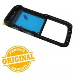 Bloc vitre avec chassis Noir pour Samsung Galaxy Xcover B550 photo 3