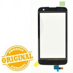 Vitre tactile NOIRE pour LG K4 LTE photo 4