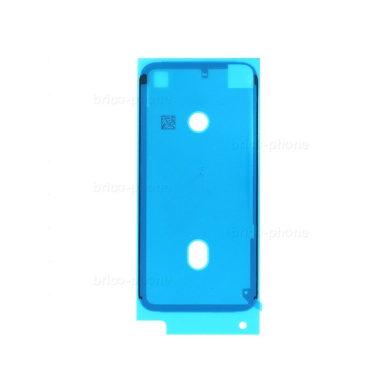 Joint d'étanchéité Blanc pour écran d'iPhone 7 photo 2