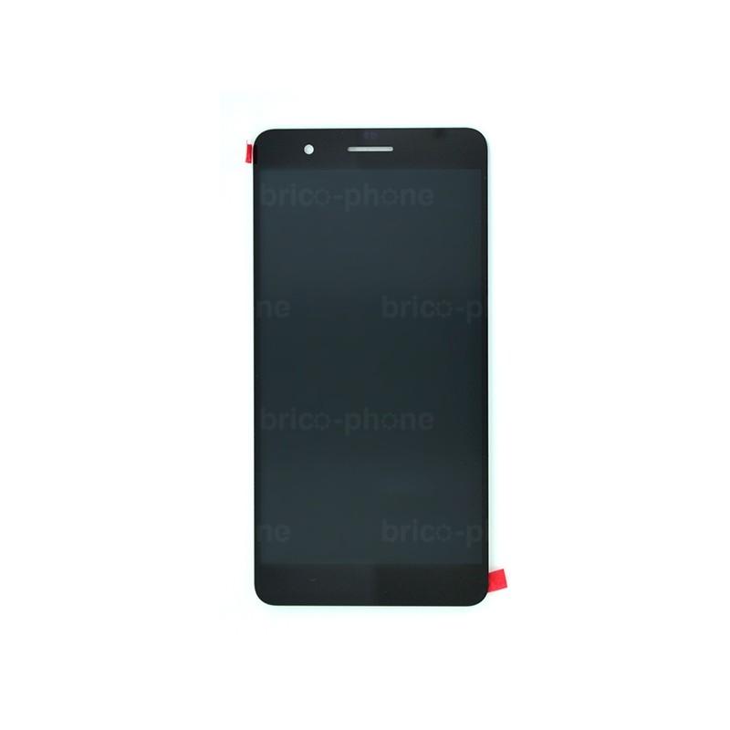 Ecran Noir avec vitre et LCD pour Huawei Honor 6 Plus photo 2