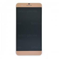 Ecran Or avec vitre et LCD pour Huawei Honor 6 Plus photo 2