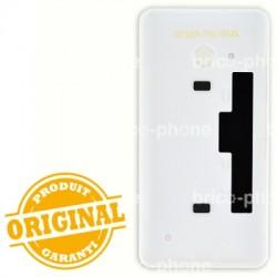 Coque Arrière Blanche pour Microsoft Lumia 550 photo 3