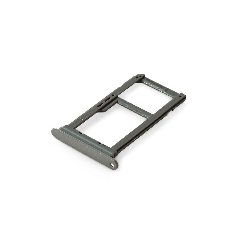 Rack tiroir carte SIM et SD Or pour Samsung Galaxy S7 Edge photo 2