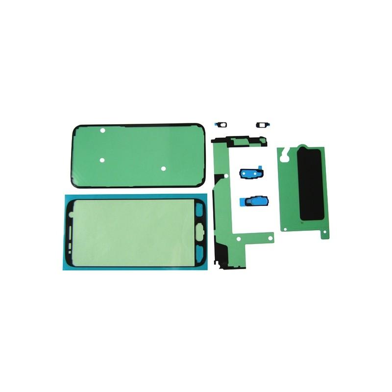 Lot d'adhésifs pour changement Avant du Samsung Galaxy S7 photo 2