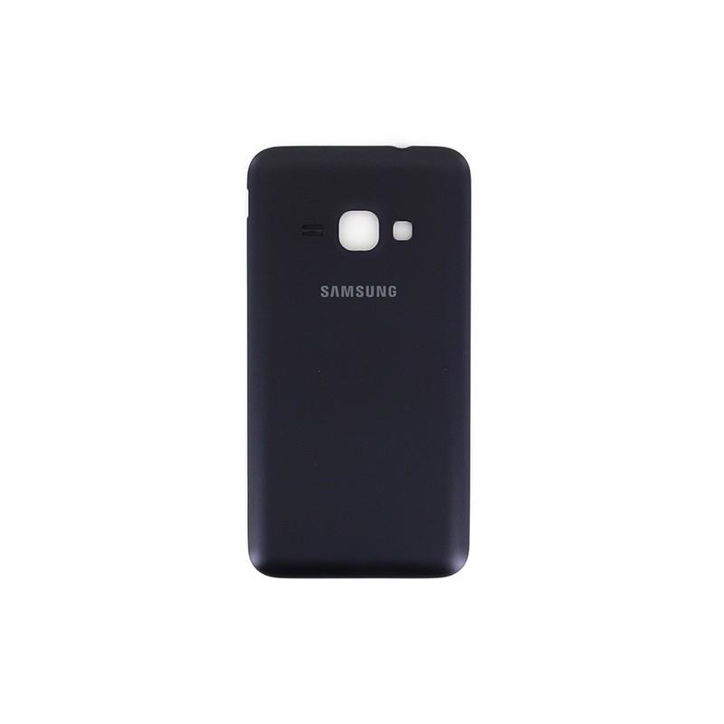 Coque Arrière Noire pour Samsung Galaxy J1 2016 photo 2