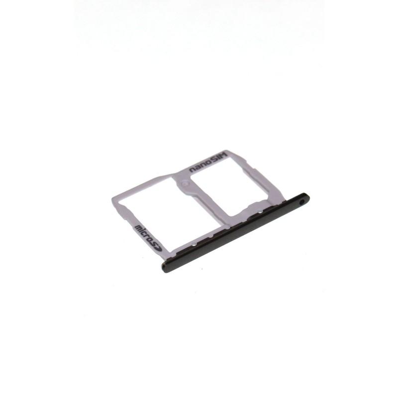 Rack tiroir cartes SIM et SD Titane pour LG G5 photo 2