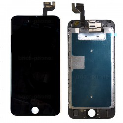 Ecran NOIR iPhone 6S RAPPORT QUALITE / PRIX pré-assemblé photo 2