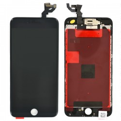 Ecran NOIR iPhone 6S Plus RAPPORT QUALITE / PRIX pré-assemblé photo 2