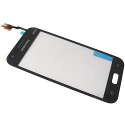 Vitre tactile NOIRE pour Samsung Galaxy J1 Duos photo 2