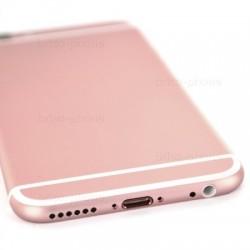 Coque arrière Rose Gold pour iPhone 6S complète photo 4
