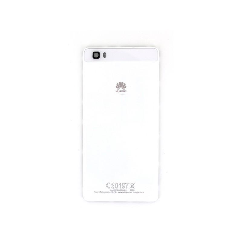 Coque arrière Blanche pour Huawei P8 Lite photo 2
