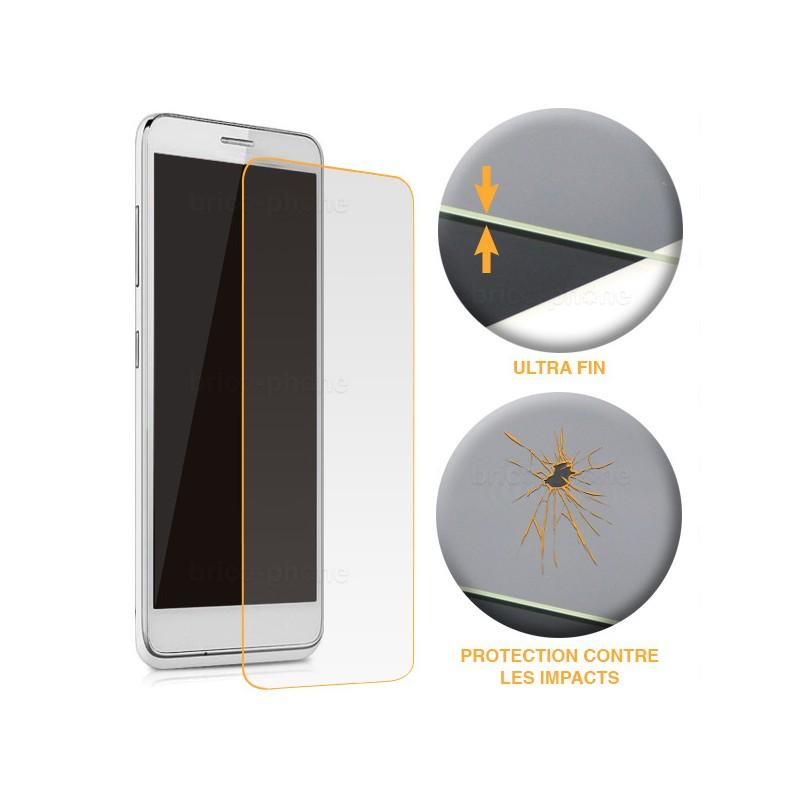 protecteur cran en verre tremp pour iphone 7 plus anti rayures. Black Bedroom Furniture Sets. Home Design Ideas