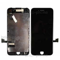 Ecran NOIR iPhone 7 PREMIUM pré-assemblé photo 2
