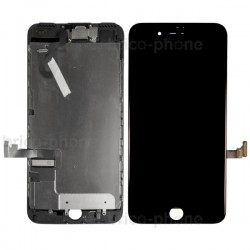 Ecran NOIR iPhone 7 Plus PREMIUM pré-assemblé photo 2