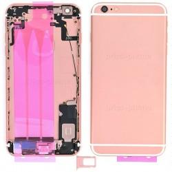 Coque arrière Rose pour iPhone 6S Plus complète photo 2