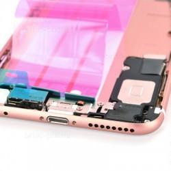 Coque arrière Rose pour iPhone 6S Plus complète photo 4