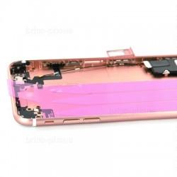 Coque arrière Rose pour iPhone 6S Plus complète photo 6