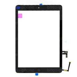 Vitre tactile complète PREMIUM pour iPad Air NOIRE photo 2