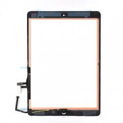 Vitre tactile complète PREMIUM pour iPad Air NOIRE photo 3