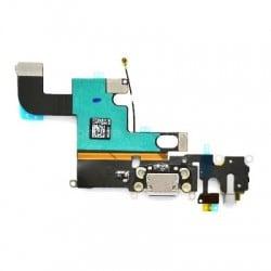 Connecteur de charge Blanc avec jack et micro iPhone 6 photo 5