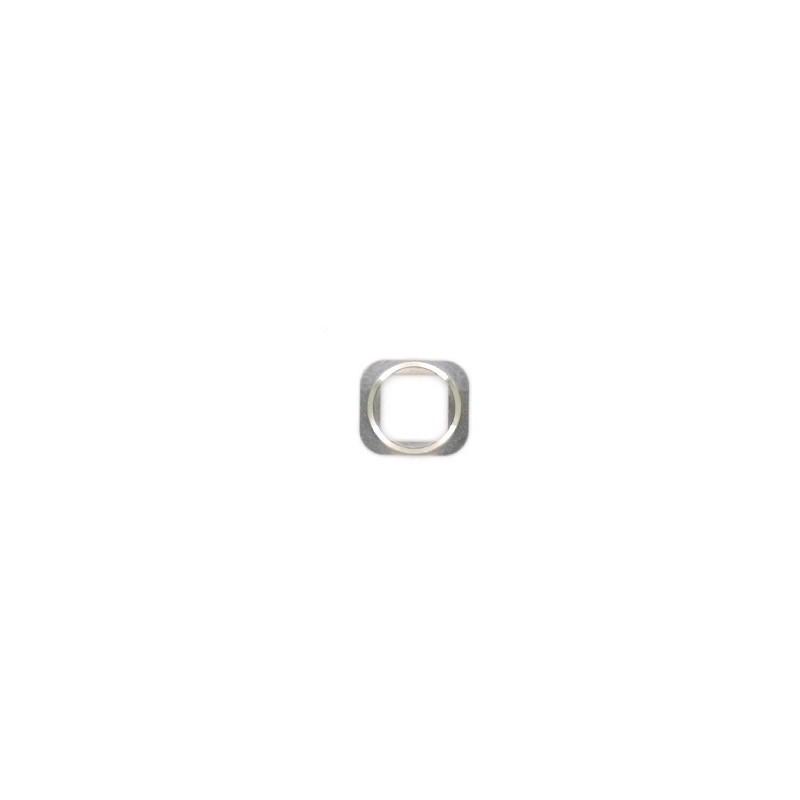 Bague métallique pour nappe Bouton Home pour iPhone 5S et SE photo 1