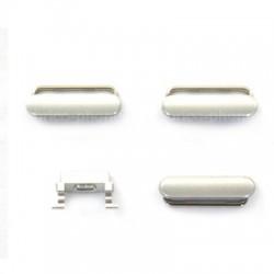 Lot de 4 boutons Gold pour iPhone 6 et 6 Plus photo 3