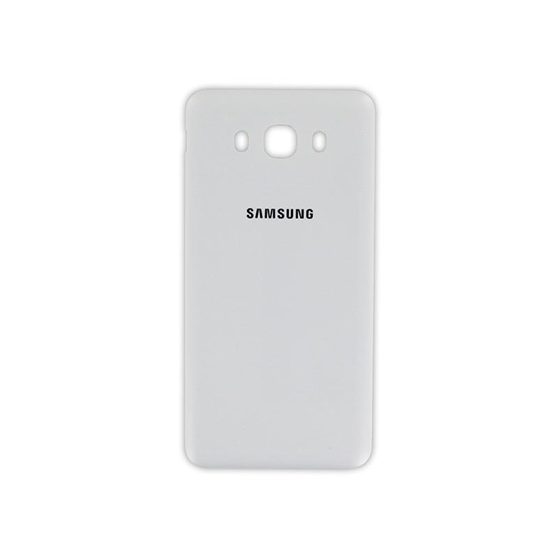 Coque arrière Blanche pour Samsung Galaxy J7 2016 photo 2