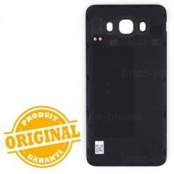 Coque arrière Noire pour Samsung Galaxy J7 2016 photo 3