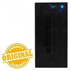 Coque Arrière Noire pour Sony Xperia X Compact photo 3