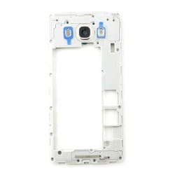 Chassis Intermédiaire pour Samsung Galaxy J5 2016 Or photo 2