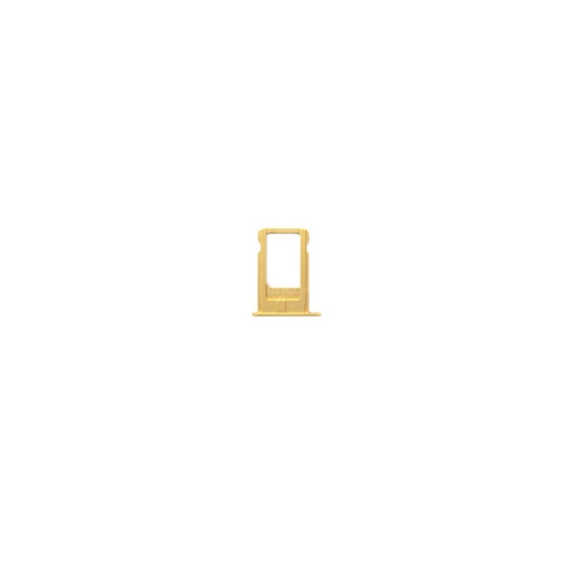 Rack carte sim Gold pour iPhone 6 photo 1
