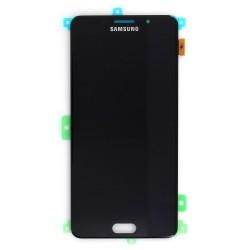 Bloc Ecran Noir avec Vitre + LCD pour Samsung Galaxy A7 2016 photo 2