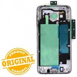 Coque arrière Noire avec châssis pour Samsung Galaxy A3 photo 3