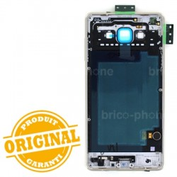Coque arrière Blanche avec châssis pour Samsung Galaxy A7 photo 3