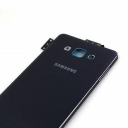 Coque arrière Noire avec châssis pour Samsung Galaxy A7 photo 4