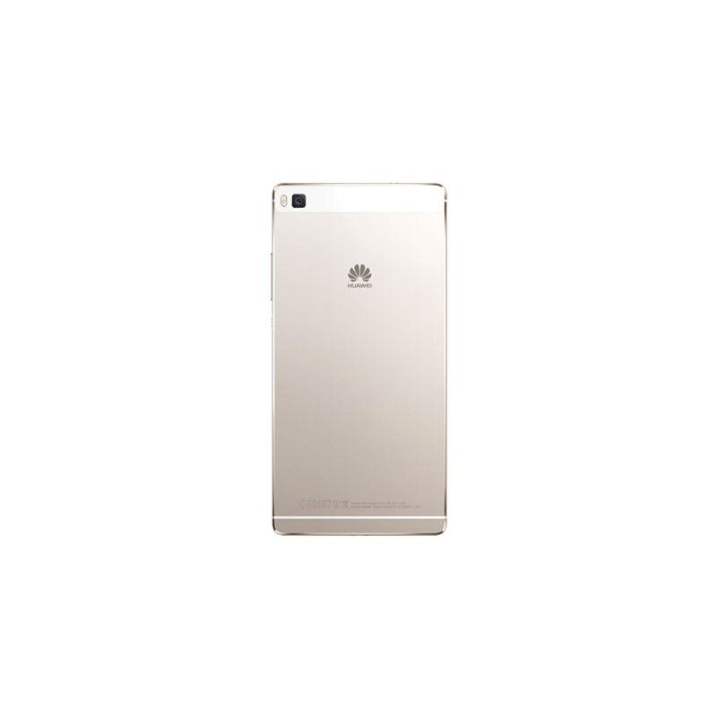 Coque arrière Blanche avec châssis pour Huawei P8 photo 2
