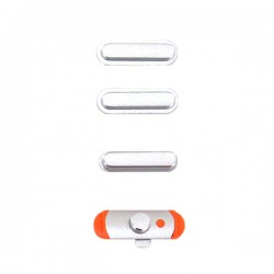 Lot de boutons Silver pour iPad Mini photo 2