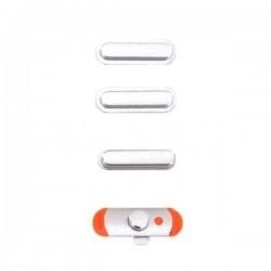 Lot de boutons Silver pour iPad Mini photo 2
