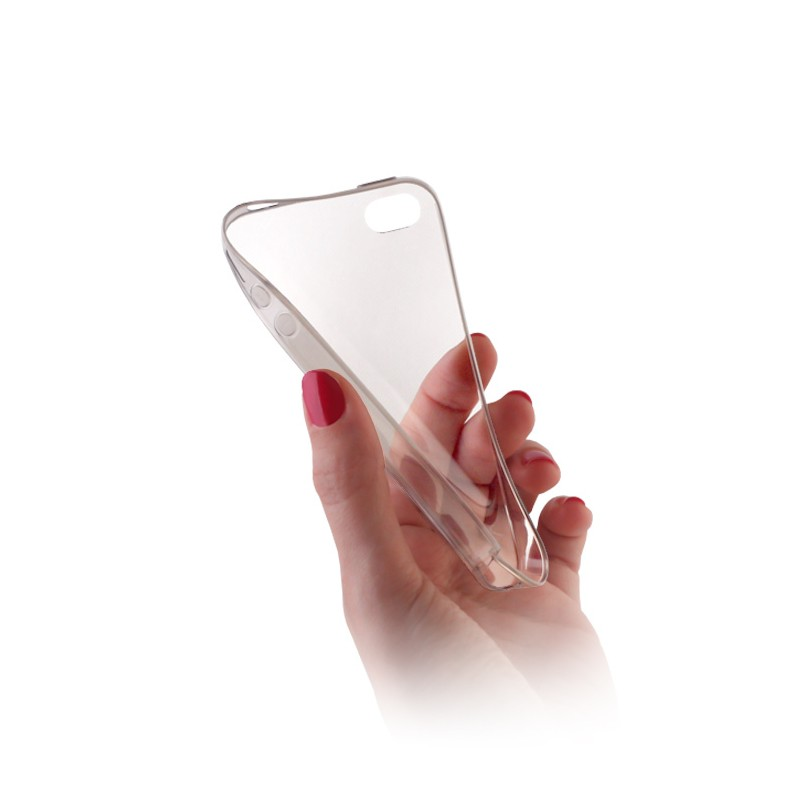 Coque transparente en silicone pour iPhone 7 Plus et 8 Plus photo 2