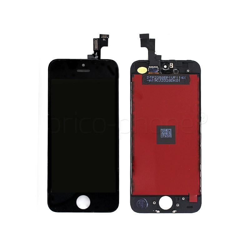 Ecran NOIR iPhone SE PREMIER PRIX photo 2