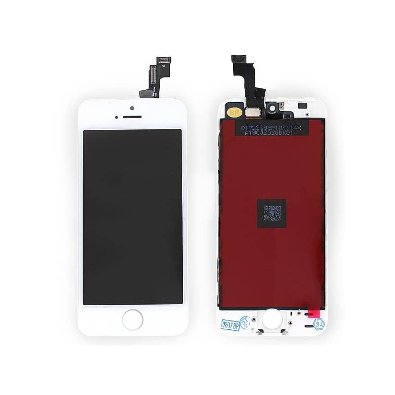 Ecran Blanc Iphone Se Premier Prix Pour Changer Votre Ecran Si Il Ne