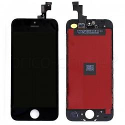 Ecran NOIR iPhone 5S PREMIER PRIX photo 1