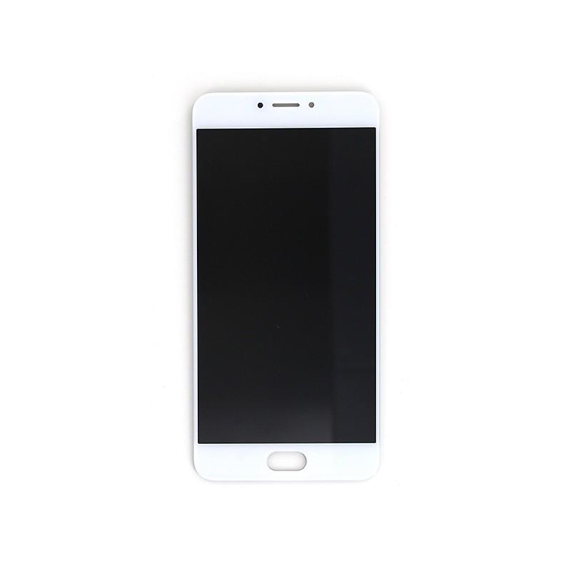 Ecran Blanc avec vitre et LCD pré-assemblé pour Meizu MX6 photo 2