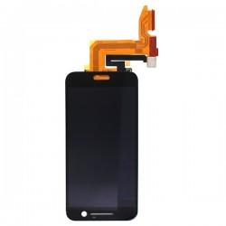 Ecran noir avec vitre et LCD sans châssis pour HTC 10 photo 2