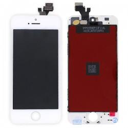 Ecran BLANC pour iPhone 5 PREMIER PRIX photo 1